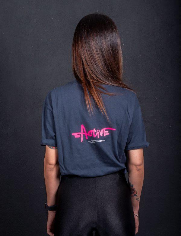 T-shirt Tag Blu